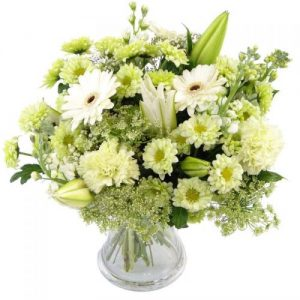 Fresh White Bouquet