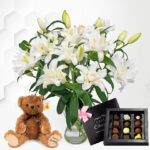 Double-Flowering Lily Bundle