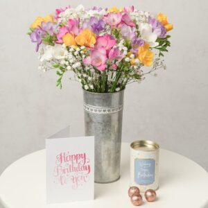 Fragrant Birthday Gift